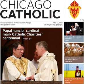 Cover of Chicago Catholic