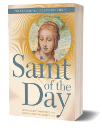 saintoftheday